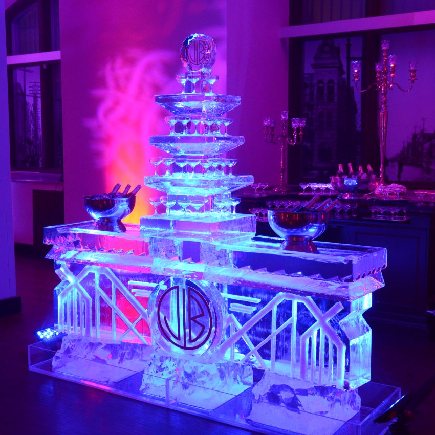 Bar de glace thème Gasbi